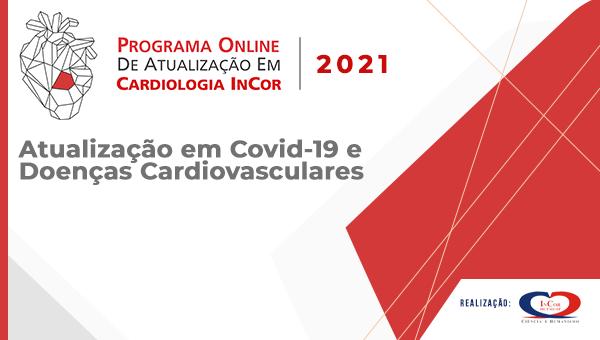 AULA 01 - Atualização em Covid-19 e Doenças Cardiovasculares