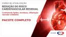 Redução do risco cardiovascular residual: controlando lípides, trombose, inflamação vascular e diabetes